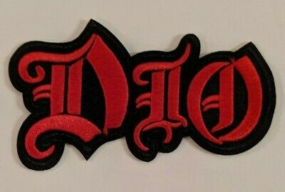 $4.99 • Buy Ronnie James Dio Embroidered Iron-on Heavy Metal Band Patch