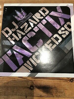 "Dj Hazard Tactix / Wicked So Playaz D&b 12"" Vinyl Vg+ Vg+ • 9.99£"