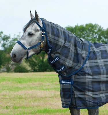 Bucas Celtic Stable Combi Neck Cover Lightweight & Heavyweight New, Tags RRP £48 • 29.99£
