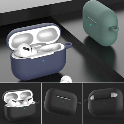 $ CDN5.44 • Buy Fit For AirPods Pro Wireless Charging Case AirPods 3 Silicone Protective Cover