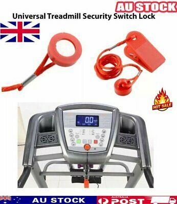 AU10.97 • Buy Treadmill Running Machine Safety Safe Key Magnetic Security Switch Lock NewMB