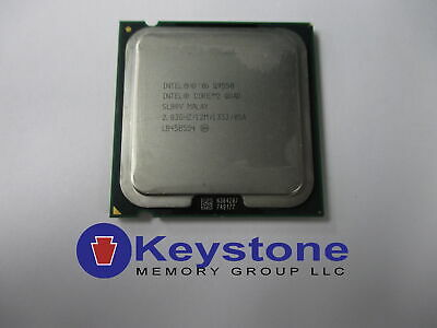 $ CDN36.38 • Buy Intel Core 2 Quad Q9550 SLB8V SLAWQ SLAN4 2.83GHz Quad Core LGA 775 CPU *km