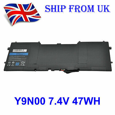 New Y9N00 Battery For XPS 12 XPS 13-l321x 13-l322x 489XN 3H76R WV7G0 PKH18 • 39.99£
