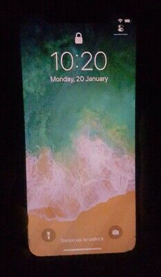 AU485 • Buy Apple IPhone X - 256GB - Space Grey (Unlocked) (AU Stock) GREAT CONDITION