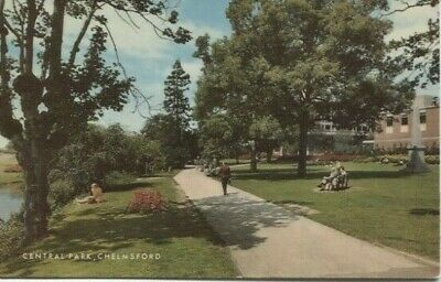 £4.89 • Buy Central Park Chelmsford Postcard
