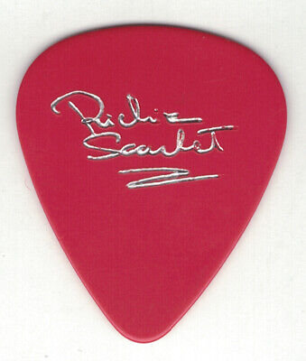 Ace Frehley-kiss-1992 Just For Fun Tour Guitar Pick-rare! Richie Scarlet! • 8.15£