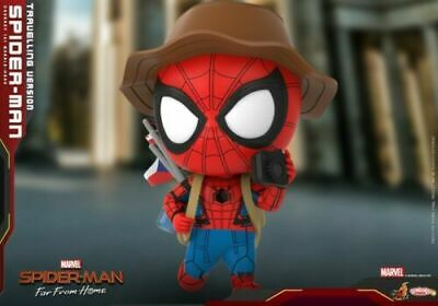 $ CDN43.69 • Buy Hot Toys Spiderman: Far From Home Travelling Ver. Cosbaby COSB672 Model Collect