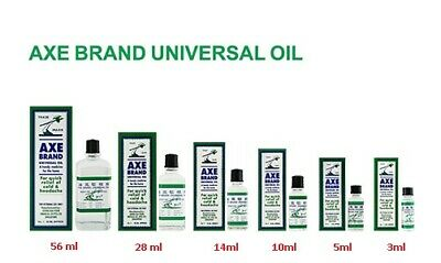 $9 • Buy AXE BRAND Universal Medicated OIL Quick Relief Cold Headache Muscular Pain