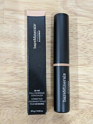 $12.50 • Buy BareMinerals BAREPRO 16-HR Full Coverage Concealer Light/Medium Neutral 05 0.09