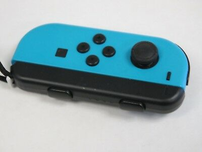 $27 • Buy Nintendo - Joy-Con (Left) Wireless Controller For Nintendo Switch - Neon Blue