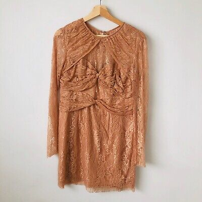 AU40 • Buy ALICE MCCALL 'Not Your Girl' Lace Dress. Size 12