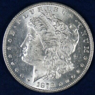 $33 • Buy 1878 7TF $1 Morgan Silver Dollar Coin **7 Tail Feathers-Rev. Of 1878** #2