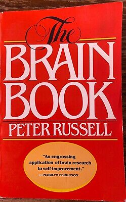 $3.90 • Buy Brain Book By Peter Russell