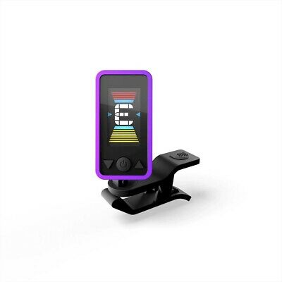 AU25 • Buy Planet Waves CT17 Eclipse Clip-on Chromatic Guitar Tuner Purple - New