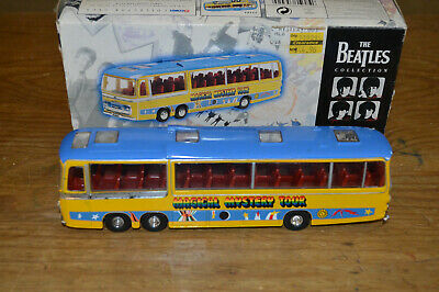$10 • Buy THE BEATLES Collection Magical Mystery Tour Bus 1997 By Corgi Classics - In OB