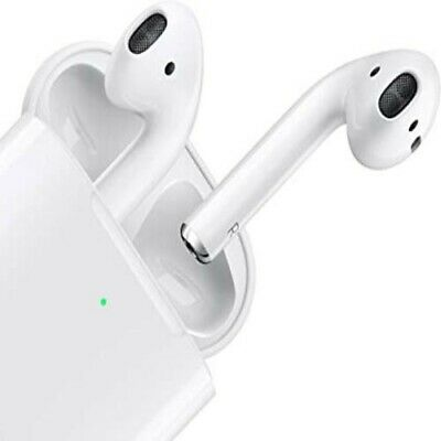 $ CDN166.34 • Buy Apple AirPods 2nd Generation With Charging Case In Original Box - White