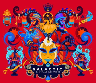 Galactic-carnivale Electricos Vinyl Lp New • 18.60£