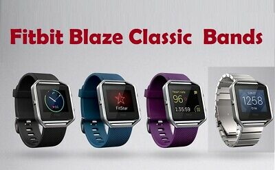 $ CDN22.60 • Buy NEW Original Fitbit Blaze Accessory Genuine Replacement Classic Band Small Large
