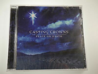 $5.35 • Buy Peace On Earth By Casting Crowns (CD, 2008, BMG) New A5
