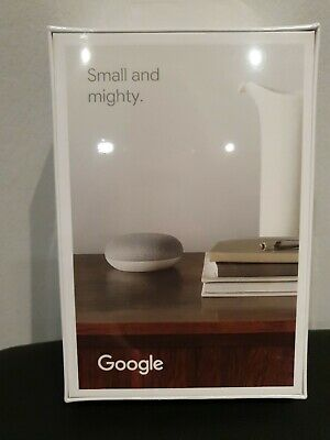AU49 • Buy Google Nest Mini (2nd Generation) Smart Speaker - Chalk