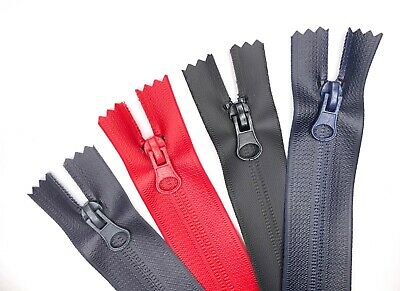 £3.75 • Buy Waterproof Zip No.5 Two-way & Continuous Zipper Different Colours With Sliders
