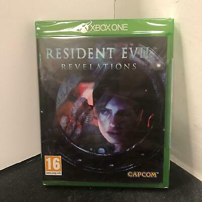 £22.45 • Buy Resident Evil Revelations Xbox One Game - New And Sealed