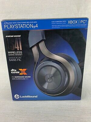 $11.50 • Buy LucidSound LS41 Wireless Surround Sound Gaming Headset For Xbox One