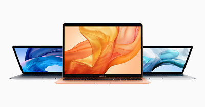 """View Details Apple 13.3"""" MacBook Air With Retina Display (Early 2020) • 929.99$"""