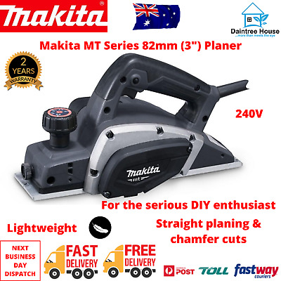 AU126.59 • Buy Makita M1901G 580W Electric Planer 82mm 3  MT Series Corded Planers Power Tool