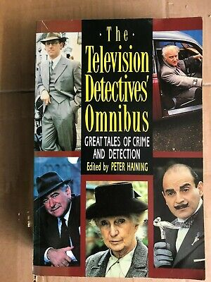 The Television Detectives Omnibus (Peter Haining) • 3.99£