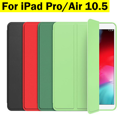 AU19.95 • Buy IPad Pro 10.5/Air3 10.5 2019/iPad 9.7 Shockproof Case Silicone Smart Cover Slim