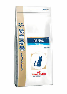Royal Canin Feline Adult Renal Special Veterinary Diet Dry Cat Food - 2kg • 31.93£