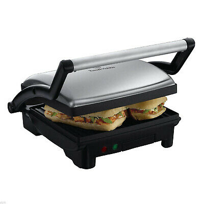 £43.95 • Buy Russell Hobbs 17888 Panini Press Grill & Griddle Cook With One Machine