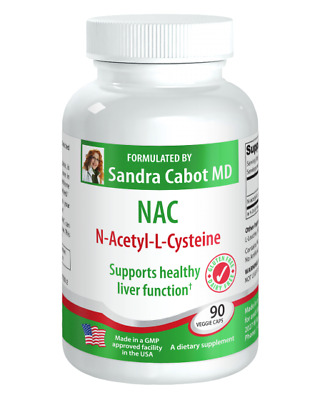 AU39.88 • Buy Liver Doctor NAC N-Acetyl-L-Cysteine Liver, Immune Lung And Kidney Function