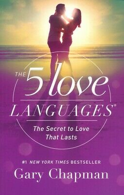 $ CDN19.32 • Buy The 5 Love Languages: The Secret To Love That Lasts, By Gary Chapman, Paperback