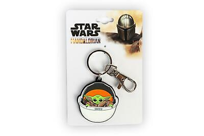 $11.99 • Buy Star Wars: The Mandalorian The Child Keychain Pendant | Baby Yoda In Carriage