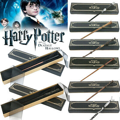 Harry Potter Magic Wand Cosplay Stick Hermione Props Dumbledore Voldemort Gifts  • 7.99£