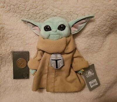$50 • Buy Baby Yoda/The Child Disney Plush New With Tags.