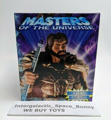 $65 • Buy Masters Of The Universe 200X King Randor NECA Statue Convention Exclusive Sealed