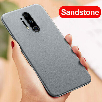 AU5.53 • Buy For OnePlus Nord N10 9 8T 8 7T Pro Slim Sandstone Matte Case Soft Silicone Cover