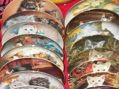 £10 • Buy Various Cat Plates Including Anna Perenna +more - Select Plate
