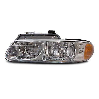 $52.25 • Buy Fits 00 Chrysler Plymouth Voyager Grand W/Quad Headlight Headlamp Driver Side