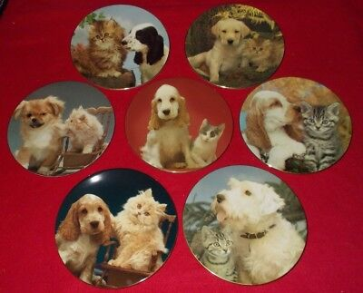 £10 • Buy Cat And Dog Collectors Plates From Various Issues - Select Plate