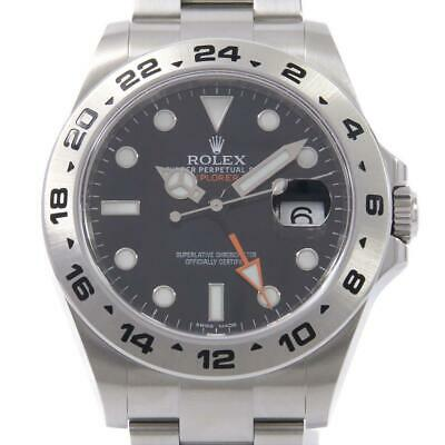 $ CDN10603.77 • Buy Authentic ROLEX 216570 Explorer II Automatic  #260-003-135-7784