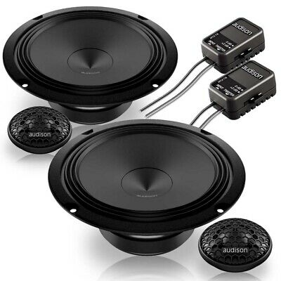 Toyota Avensis 2 03-09 Audison Speaker 6 1/2in Combo Front • 145.52£