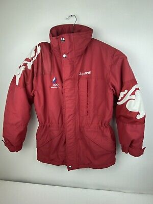 $150 • Buy Bosco Sport Team Russia Salt Lake 2002 Winter Games Opening Ceremony Jacket S