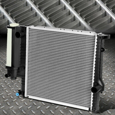 $65.75 • Buy For 91-99 Bmw 318i/318ti/318is/z3 Oe Style Aluminum Cooling Radiator Dpi 1295