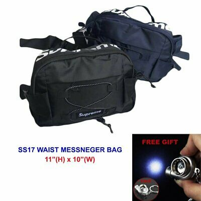 $ CDN41.71 • Buy New Travel Sport 11  Supreme²3M Waist Bag Waist Shoulder Messenger Bag Wallet X1