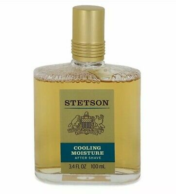 $8.77 • Buy New Men's Stetson Cooling Moisture After Shave 3.4 Oz (Unboxed)