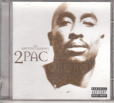 2Pac - Ghetto Gospel CD (2005) • 2.62£